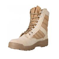 511军靴男高帮登山靴特种兵沙漠靴战术靴作战靴特种兵靴作战靴登山靴飞行靴陆战靴马丁靴