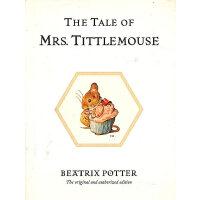 Petter Rabbit#11 The Tale of Mrs. Tittlemouse彼得兔故事11-小不点鼠太太的故事