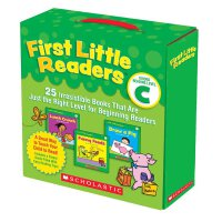 First Little Readers Parent Pack: Guided Reading Level C 小读