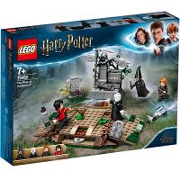 【当当自营】LEGO乐高积木哈利波特系列75965 7岁+伏地魔的重生