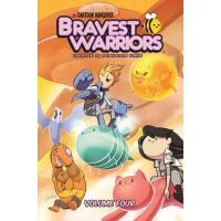 【预订】Bravest Warriors Vol. 4