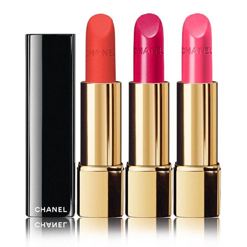 香奈儿(Chanel)炫亮魅力/丝绒哑光口红唇膏3.5g 满100减5,满200减10
