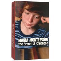 童年的秘密 英文原版育儿书 Secret of Childhood 蒙氏儿童教育经典著作 蒙台梭利家庭教育 英文版原版