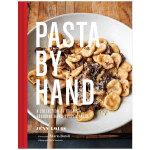 Pasta by Hand,手工意大利面:意大利的手工意面合集 意粉意面料理食谱 英文原版