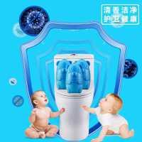 洁厕灵蓝泡泡洁厕宝厕所马桶清洁剂卫生间洁厕剂清香型球块去异味