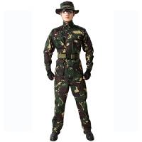 特种兵迷彩服套装男野战丛林作训服户外迷彩服