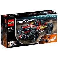 【当当自营】LEGO乐高积木玩具机械组Technic系列42073 高速赛车-火力猛攻