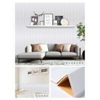 复古木纹3d立体墙贴纸防水泡沫墙纸自粘天花护墙板装饰背景墙壁纸