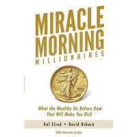 【预订】Miracle Morning Millionaires: What the Wealthy Do Befor