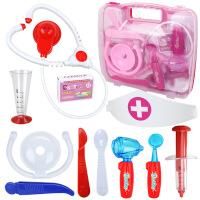 过家家医生玩具听诊器男孩女孩扮家家游戏亲子互动益智玩具手提箱