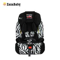 【当当自营】英国zazababy儿童安全座椅 婴儿宝宝车载坐椅 汽车安全座椅9个月-12岁带isofix接口latch接口 英国队长色
