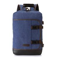 男士背包双肩包旅行包大包电脑休闲帆布包韩版男包学生书包行李包