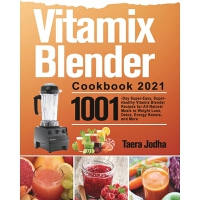 预订 Vitamix Blender Cookbook 2021 9781915038043