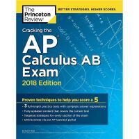 Cracking the AP Calculus AB Exam, 2018 Edition 普林斯顿