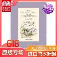 The Country Diary of an Edwardian Lady 一九�六英伦乡野手记 自然观察绘画