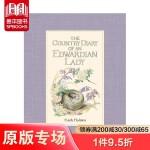【预订】The Country Diary of an Edwardian Lady 一九�六英伦乡野手记 自然观察绘