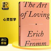 爱的艺术 英文原版书 The Art Of Loving 英文版心理学经典名著 生活自助 弗洛姆 现货正版进口英语书籍