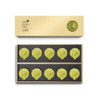 小罐茶 金罐系列小罐绿安吉白茶 中秋礼盒装
