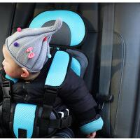 儿童坐垫宝宝简易坐椅非安全座椅0--4-6-12岁汽车通用安全