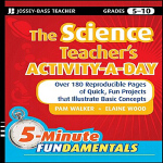 The Science Teacher'S Activity-A-Day, Grades 5-10: Over 180