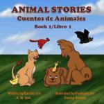 【预订】Animal Stories: Cuentos de Animales