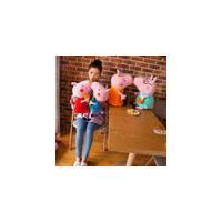 小猪毛绒玩具佩奇公仔儿童新年礼物乔治佩琪猪玩偶可爱佩佩猪抱枕