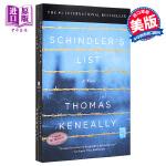 【中商原版】英文原版 Schindler's List 辛德勒的名单 经典英文电影小说 二战 托马斯・肯尼利