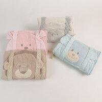 [2件3折价:48.9]戴维贝拉男女宝宝婴儿春季包脚保暖新生儿睡袋DB2661
