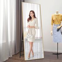 服装店穿衣镜显瘦美颜拉长镜子全身落地镜试衣镜壁挂网红拍照专用