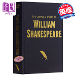 【中商原版】莎士比亚全集精装 英文原版小说The Complete Works of William Shakespe