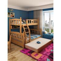 上下床�p�哟�和�床1.5米男孩�文咀幽复��木高低床上下�床成人