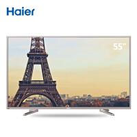 Haier海尔 LS55M31 55英寸 4K智阿里云智能液晶 平板电视机 彩电