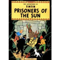 The Adventures of Tintin: Prisoners of the Sun 丁丁历险记・太阳神的囚徒
