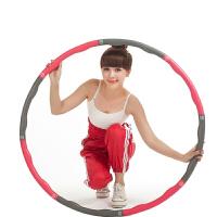 呼啦圈 可拆卸可调节儿童健身器材7节直径85cm重1.8斤健身圈
