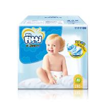 [当当自营]菲比 秒吸舒爽婴儿纸尿裤大彩箱 中码M192片