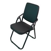【颐海家具】折叠椅子 高靠背折叠椅 靠背椅 办公椅 喷漆款