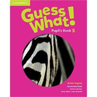 Guess What! Level 5 Pupil's Book British English