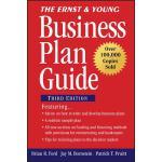【预订】The Ernst & Young Business Plan Guide