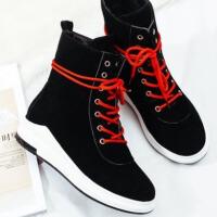 女孩儿童黑色马丁靴韩版学生短靴女童靴子春秋冬大童单靴