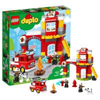 【当当自营】乐高LEGO 得宝系列 10903 消防局出动