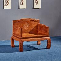 实木沙发组合 新中式小户型客厅沙发 整装新古典家具 组合