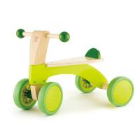 Hape新奇踏行车12个月以上儿童宝宝学步玩具童车轮滑学步车E0101