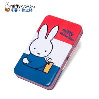 Miffy米菲 2016新款 女士长款钱包时尚可爱学生零钱包手拿包小卡包 韩版潮化妆包