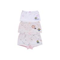 【2件3折】小猪班纳女童内裤5-14岁儿童短裤女四角裤小女孩平角女