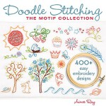 【预订】Doodle Stitching: The Motif Collection: 400+ Easy Embro