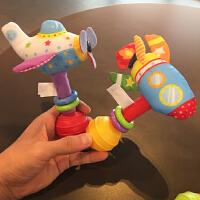 新生儿摇铃玩具0-3-6-12个月婴儿宝宝玩具0-1岁手摇铃