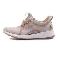 adidas阿迪达斯女子跑步鞋2018新款Pureboost休闲运动鞋BB6092