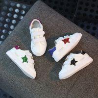 童鞋春季男女童软底板鞋儿童休闲鞋中大童小白鞋儿童学生