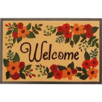 欢迎光临家用脚垫进门地垫入户门垫吸水防滑垫地毯大门口厅