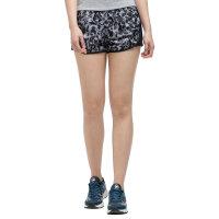 特步女夏季短裤简约舒适轻便梭织运动短裤女983228240045